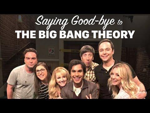 Saying Good-bye To The Big Bang Theory || Mayim Bialik