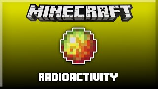 Minecraft | Radioactivity in One Command | Furnaces, Potions and Nukes!