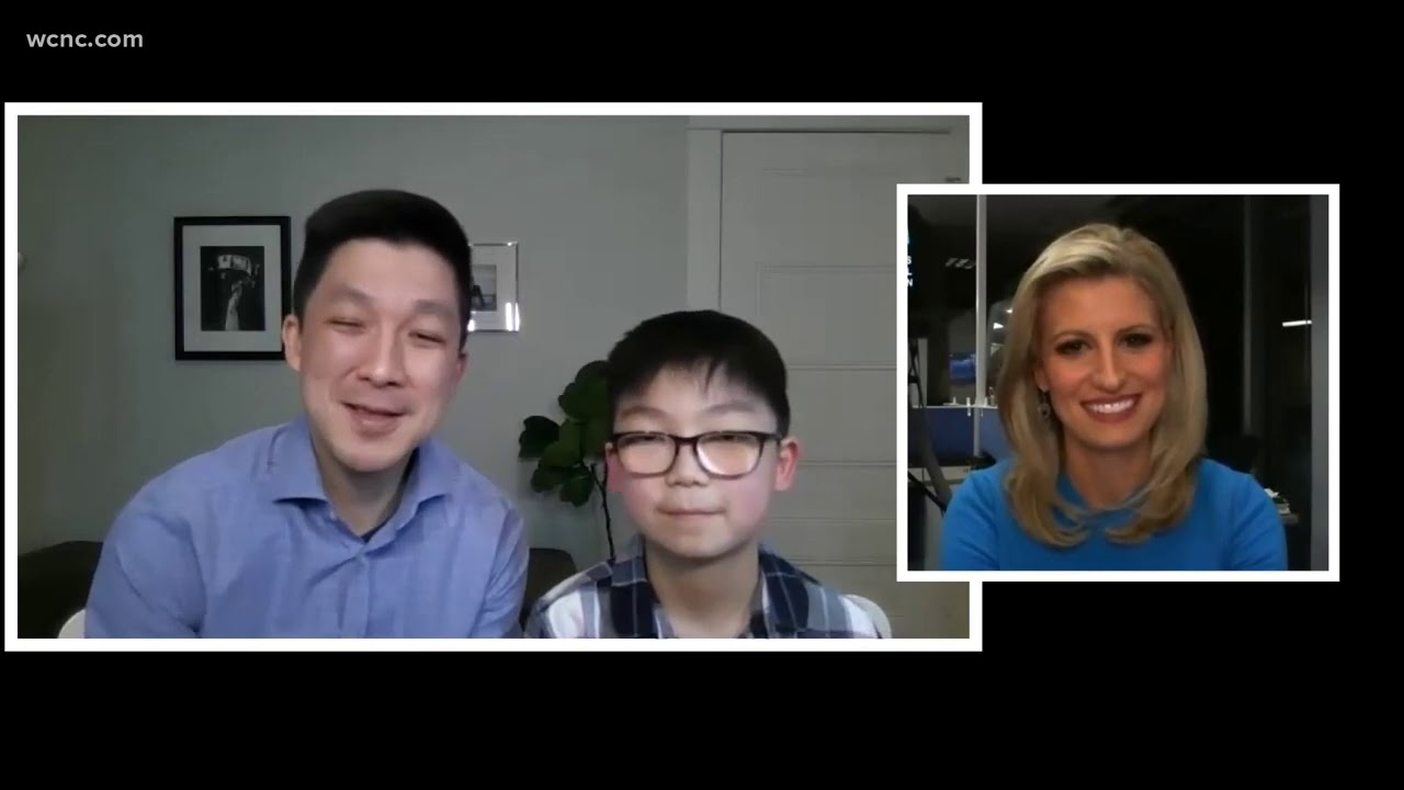 Duke University's COVID-19 vaccine trial: 12-year-old explains why he's participating