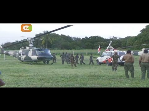PS El Maawy rescued from Al Shabaab