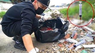 NTN - Thử Thách Một Ngày Dọn Rác Và Cái Kết (Cleaning trash challenge)