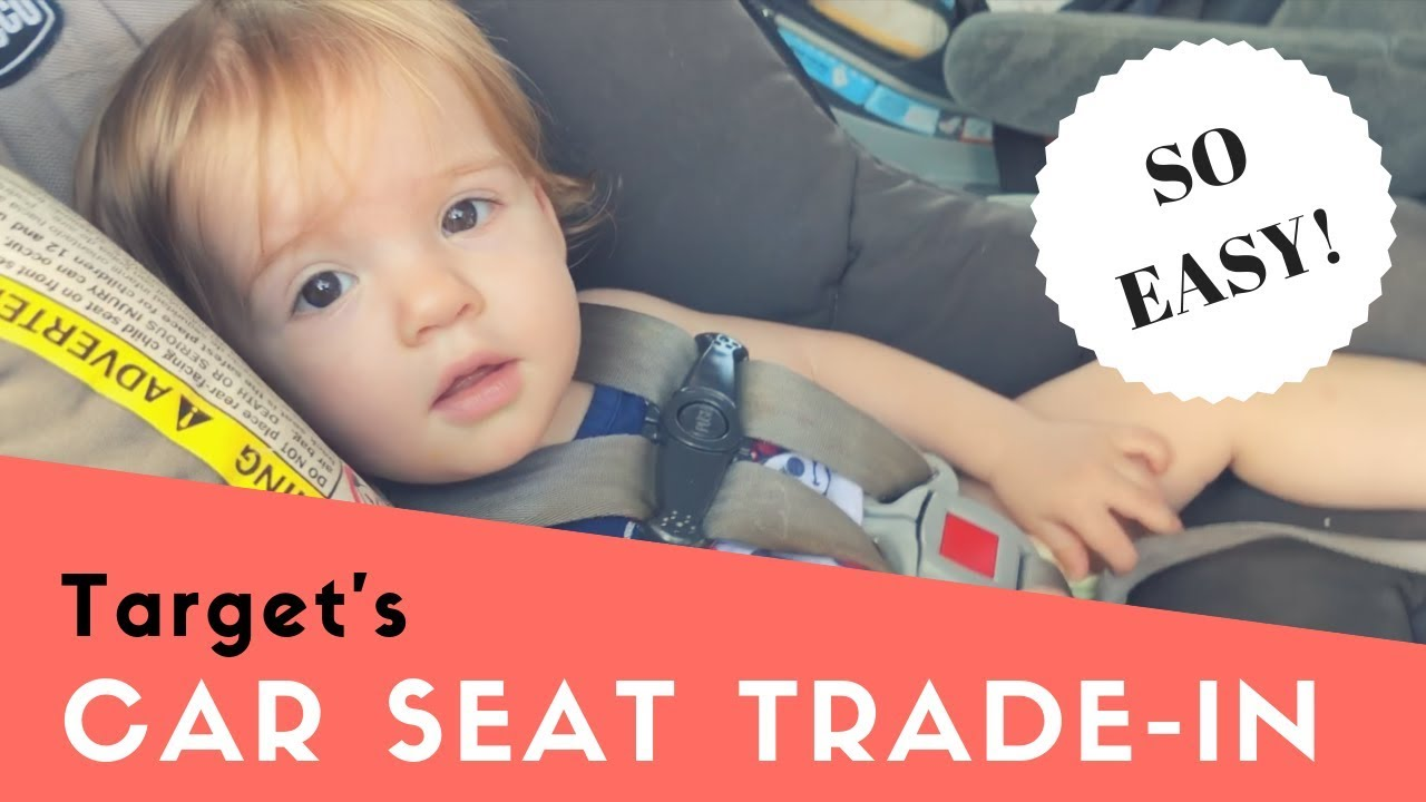 Target Carseat Trade In Event How To 2018 SO EASY