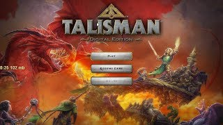Talisman Deluxe edition on the PC