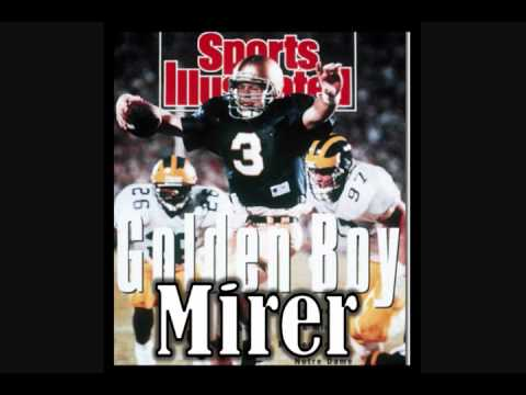 Rick Mirer On Retiring Notre Dame