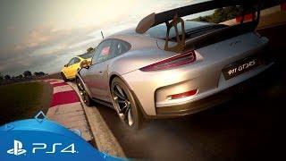 Gran Turismo Sport | Opening Cinematic Trailer | PS4