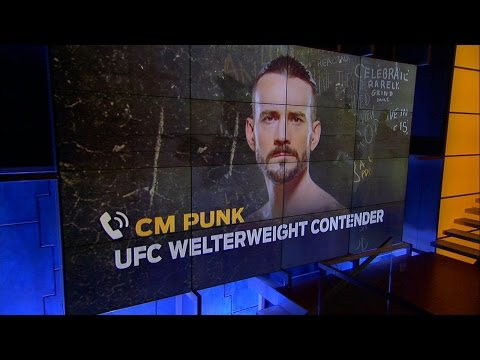 CM Punk's Full Interview With Colin Cowherd On 'The Herd'