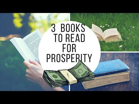 3 Books That Helped Me Produce A 6 Figure Income!  *Use This!