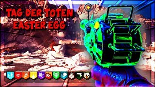 Call Of Duty Black Ops 4 Zombies Tag Der Toten Easter Egg W/ Darkel