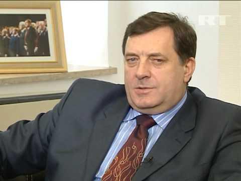 Милорад Додик - интервју за Русија данас