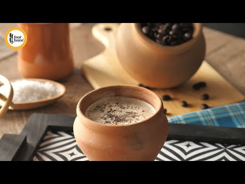 Matka Coffee Recipe By Food Fusion