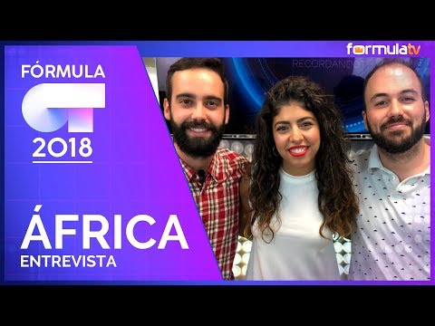 África recuerda OT 2018 y responde a los haters - Fórmula OT
