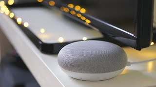Google Home Mini review - Not Quite There Yet