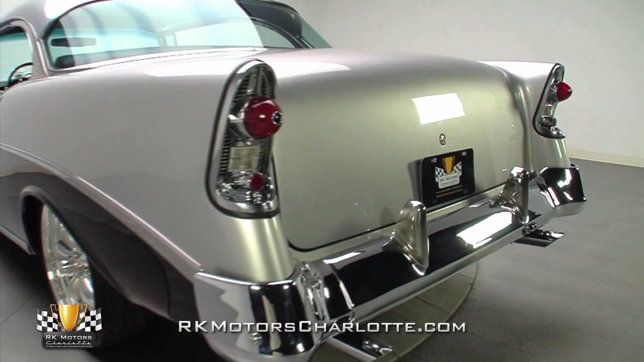 Chevrolet Bel Air 1956 >> 132811 / 1956 Chevrolet Bel Air - YouTube