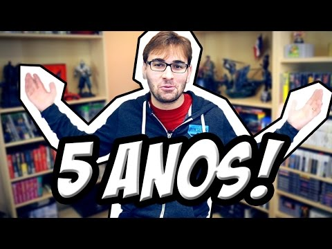 BRKsEDU - 5 ANOS DE CANAL!!!