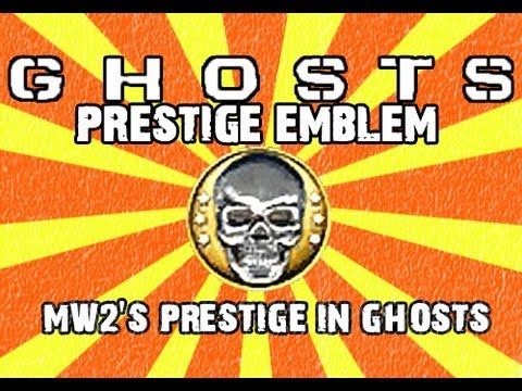 Call of Duty: Ghosts - Create-A-Soldier / Prestige / Squad ...