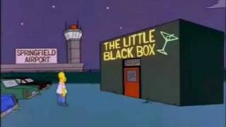 Los Simpsons - The Little Black Box