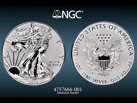 Coin Stories: American Eagle 2019 (One Ounce Silver) Enhanced Reverse Proof