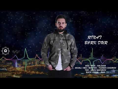 Rinat Aslanov - Berk Dur