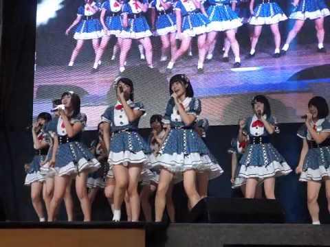 AKB48 Team 8 at Cool Japan Festival 2015 Part 7