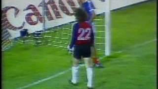 Klaus fischer bicycle kick (1982)