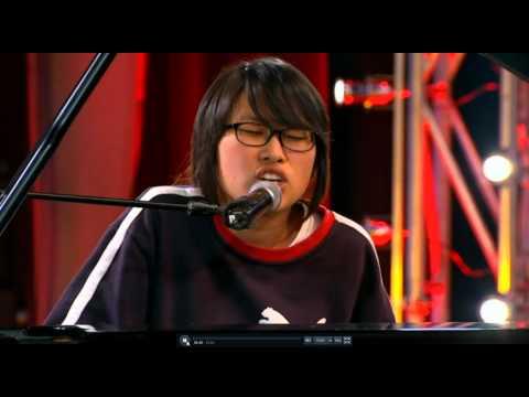 Ji Ye Sung - Ching Chong @NZ got talent!