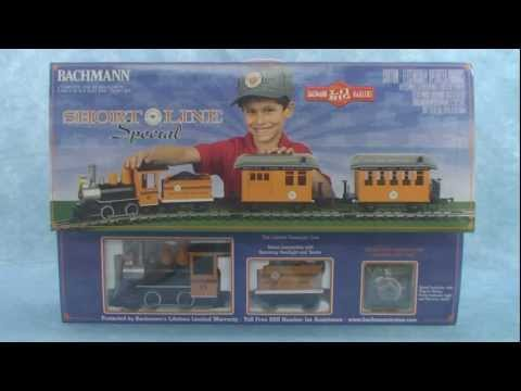 Model Railroad Toy Train -Best Model Train Set for your Kids / Grand kids for Christmas – UnBoxing – Bachmann Li'l Big Haulers