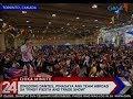 24 Oras: Dingdong Dantes, pinasaya ang Team Abroad sa 'Pinoy Fiesta and Trade show'