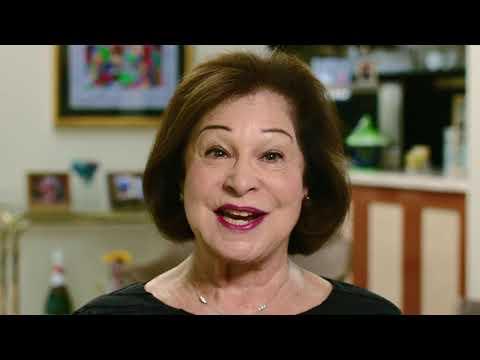 Thelma Krause Speaks In Honor of Jerry Krause