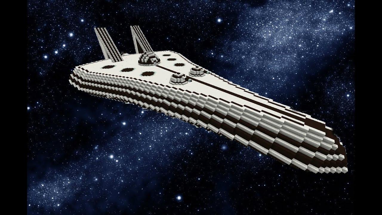 Космические корабли в фантастике в картинках