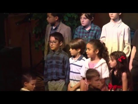 The Daniel Academy Christmas Program 2015