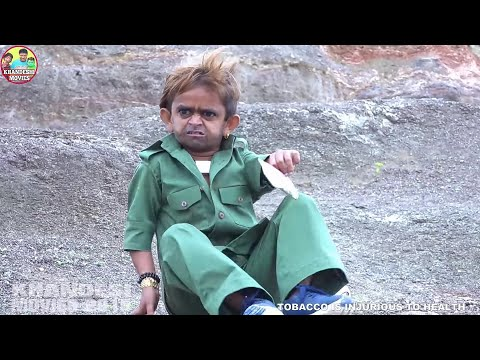 छोटू गब्बर का कहेर | CHOTU GABBAR KA KAHER | Khandesh Hindi Comedy 2018 | Chotu Comedy Video