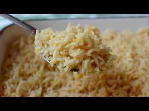 Classic Rice Pilaf - How to Make Perfect Rice
