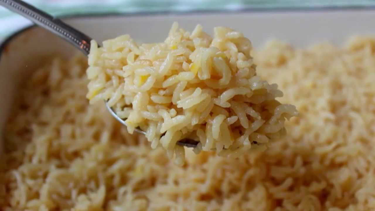 Classic Rice Pilaf - How to Make Perfect Rice - YouTube
