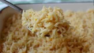 casserole Classic Rice Pilaf - How to Make Perfect Rice