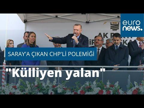 Erdoğan'dan bir CHP'li ile görüştüğü iddialarına yanıt: Külliyen yalan