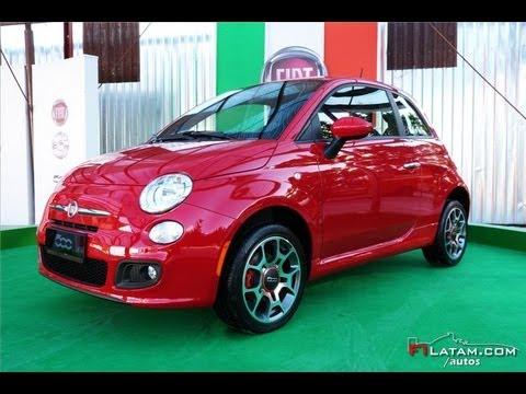 Nuevo Fiat 500 en Colombia - Lanzamiento Oficial