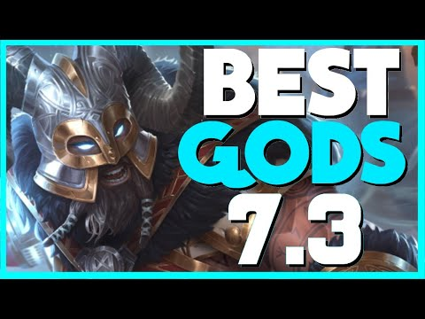 Top 3 Gods For EVERY ROLE To Carry In Patch 7.3 | Grim Omens | SMITE Guide