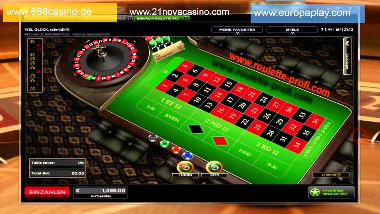 Mega Roulette Trick !!! Nutzen Sie diese schwachstelle aus ...