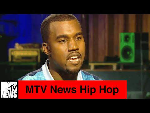 Kanye West on Getting in the Middle of Jay-Z & Nas Beef w/ 'Late Registration' | MTV News