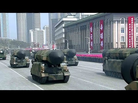 Thumbnail: DPRK shows military muscle on 105th anniversary of Kim Il Sung birth