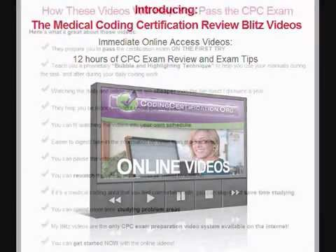 Medical Coding Certification Exam Study Guide - How to Pass the ...