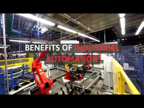 Top Factory Automation Companies in the USA and Internationally