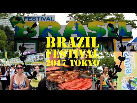 BRAZIL FESTIVAL 2017 TOKYO @Yoyogi park IFestival Brasileiro 2017 TóquioTóquio
