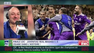 After Foot du samedi 03/06 – Partie 3/4 - Zinédine Zidane entre dans l'histoire !