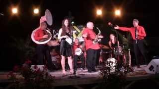 Daniel  Huck et les Jazzticots ( part 12 ) Festival d'Entraigues sur la Sorgues 2012