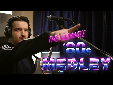 The Ultimate 80s Medley: A Nostalgia-Inducing Performance of A-Ha, Tears for Fears, Depeche Mode, Peter Gabriel, Van Halen & More