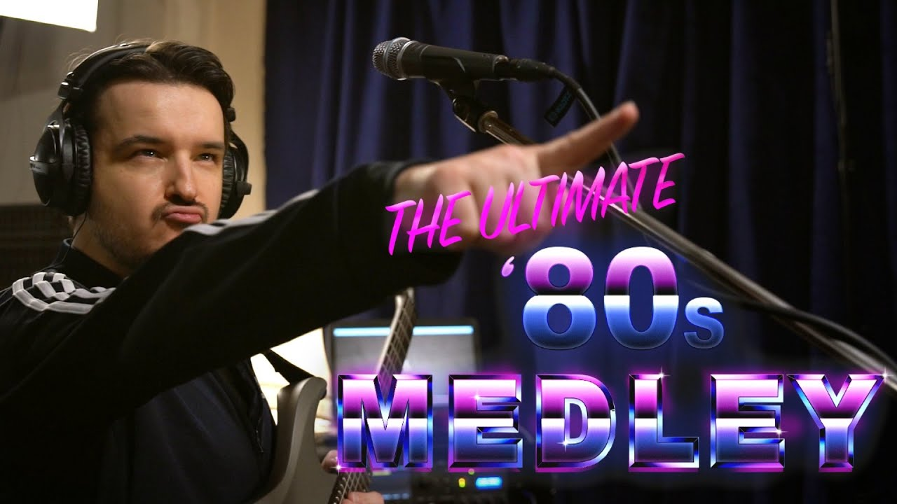 Download The Ultimate 80s Medley (Van Halen, A-Ha, Tears for Fears, Depeche Mode, etc.)
