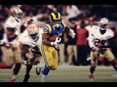 "Tre Mason ""Power"" ᴴ ᴰ Los Angeles Rams Highlights"