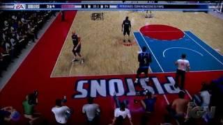 NBA Live 06 Xbox 360 Gameplay - X05: Hot, Sweaty Men