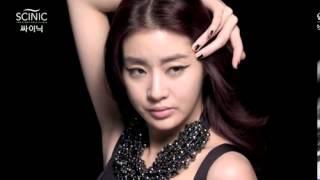 Kang Sora - Scinic Makeup photoshoot